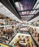Westfield Stratford City Trung tâm mua sắm lớn nhất châu Âu