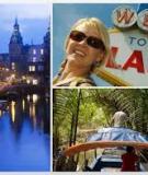 Khám phá các điểm du lịch hàng đầu thế giới