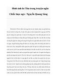 Hình ảnh bé Thu trong truyện ngắn Chiếc lược ngà - Nguyễn Quang Sáng