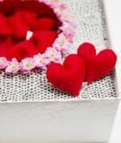 Ý tưởng hộp quà ngọt ngào cho bạn khi đi tỏ tình
