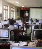 Giáo trình Bồi dưỡng về công nghệ thông tin cho cán bộ quản lý trường học - Đặng Quang Huy (chủ biên)
