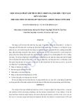 Luận văn:Một số giải pháp nhằm góp phần phát triển ngành điều Việt Nam đến năm 2020