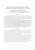 Luận văn: Quản lý chất thải rắn tại Citenco đến năm 2020