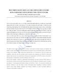 Luận văn:Phát triển nguồn nhân lực cho Citenco đến năm 2020