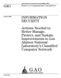 information security actions needed to manage