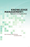 knowledge management research and application