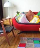 5 cách trang trí phòng khách theo xu hướng retro