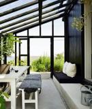 Cách làm mát ngôi nhà mùa hè