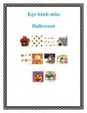 Kẹo bánh mùa Halloween