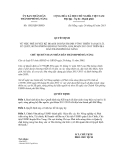 Quyết định số 1502/QĐ-UBND