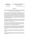 Thông báo số 23/TB-BTTTT