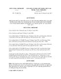 Quyết định số 371/QĐ-TTg