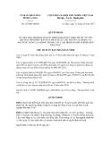 Quyết định số 255/QĐ-UBND