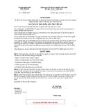 Quyết định số 118/QĐ-UBND