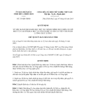 Quyết định số 333/QĐ-UBND