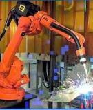 Thiết kế ROBOT công nghiệp