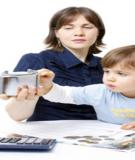 Bí kíp dạy trẻ tiểu học quản lý tiền