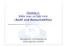 Chương 6: Kiểm toán và Giải trình (Audit and Accountability)