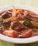 Thịt bò đồng quê kiểu Ý