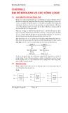 Bài Giảng Kỹ Thuật Số - Chương số 2