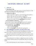 Chuyên đề 4: Thống kê - Đa thức - Toán đại số lớp 7