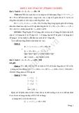 các dạng bài toán nâng cao lớp 7