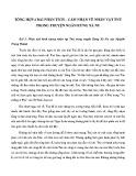 Tổng hợp 4 bài phân tích - cảm nhận về nhân vật Tnú trong truyện ngắn Rừng Xà Nu