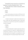 """""""Kí Hoàng Phủ Ngọc Tường vừa giàu chất trí tuệ, vừa giàu chất thơ, nội dung thông tin về văn hóa lịch sử rất phong phú"""" (Ngữ văn 12 – Tập I). Anh (chị) hãy phân tích bài kí """"Ai đã đặt tên cho dòng sông?"""" của H.P.N.T để làm rõ nhận định trên."""