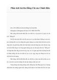 Bài thơ Đồng Chí của Chính Hữu - Bài văn mẫu