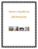 Monaco vùng đất của giới thượng lưu
