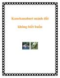 Kanchanaburi mảnh đất không biết buồn