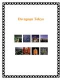 Du ngoạn Tokyo