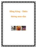 Hồng Kông - Thiên đường mua sắm