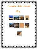 Granada - kiến trúc nổi tiếng