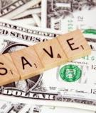 Giải pháp tiết kiệm tiền năm 2013