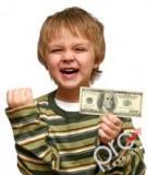 Để Trẻ Biết Cách Quản Lý Tiền