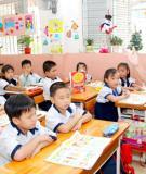 Sự hình thành khái niệm, kỹ năng, kỹ sảo của học sinh tiểu học