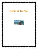 Hoang dã đảo Ngọc