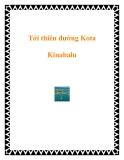 Tới thiên đường Kota Kinabalu
