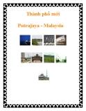 Thành phố mới Putrajaya - Malaysia