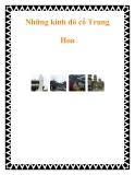 Những kinh đô cổ Trung Hoa