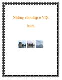 Những vịnh đẹp ở Việt Nam