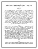 Bếp Xưa - Truyện ngắn Phan Trang Hy