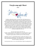 Truyện song ngữ: Heart