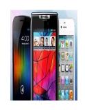 .So sánh Galaxy Nexus, iPhone 4S và Droid RAZR
