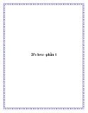 2l's love - phần 1