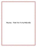 Mayday - Tình Yêu Và Sự Phấn đấu