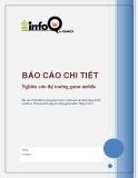 Báo Cáo Nghiên cứu thị trường game mobile Việt Nam