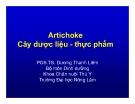 Artichoke Cây dược liệu - thực phẩm - PGS.TS. Dương Thanh Liêm