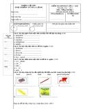 Kiểm tra định kỳ lần 2 - CKII môn tiếng anh lớp 2 - trường tiểu học Thị Trấn Vũng Liêm